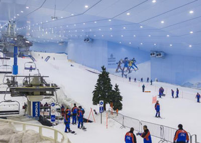 Ski Dubai | Custom Made Solutions