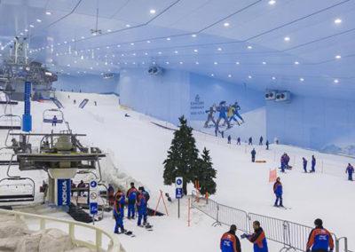 Ski Dubai   Custom Made Solutions