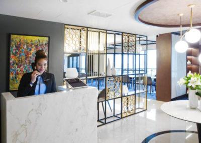 Executive Lounge | Pullman Hotel
